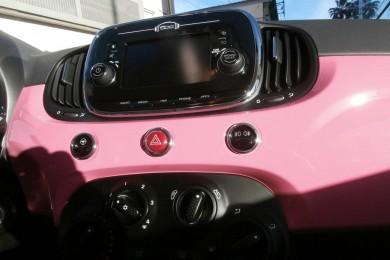Peinture personnalisée à Nice : découvrez comment voir la vie en rose en Fiat 500